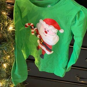 Santa Christmas t-shirt 6x